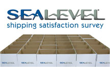 Sealevel Shipping Survey
