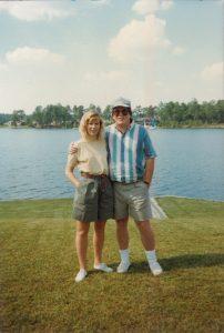 Susan and Tom O'Hanlan