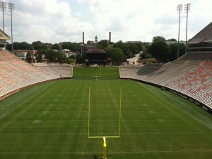 Death Valley - Home of the Clemson Tigers