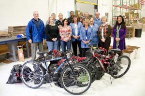 Sealevel donates Christmas gifts to Helping Hands children