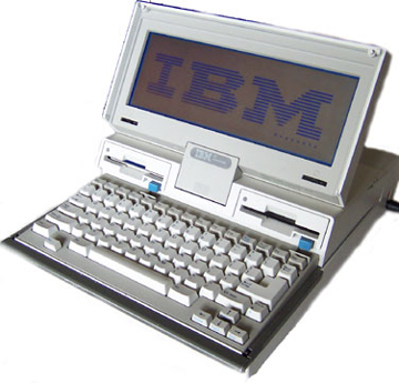 1986 IBM PC Convertible