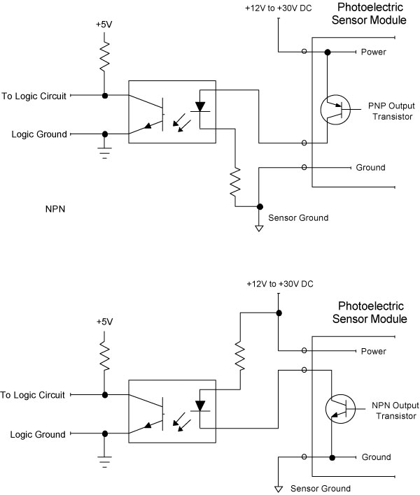 Photoelectric Sensor Schematic - Wiring Diagram For Light Switch •