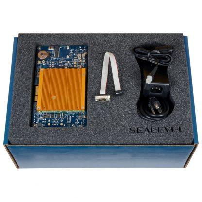 COM Express QuickStart Kit, 1.8GHz Intel Atom N2800, 4GB RAM, 32GB SSD