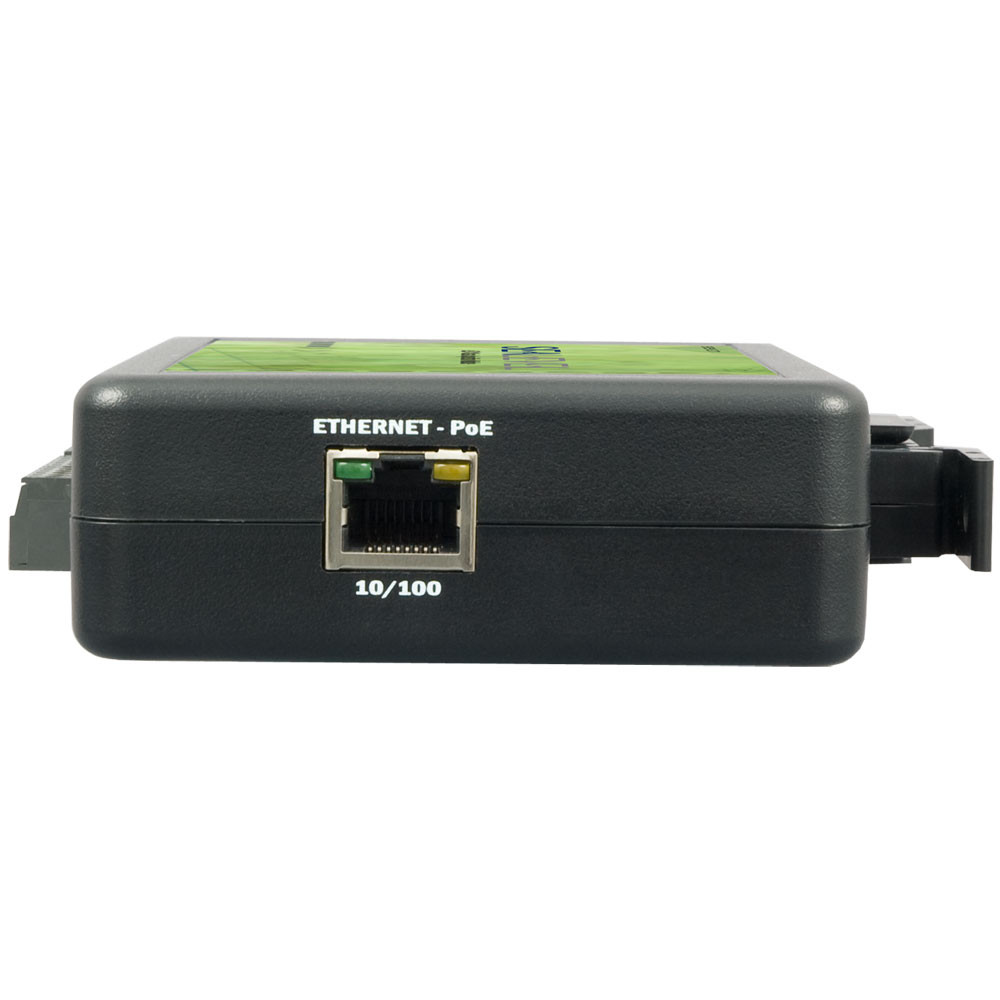 Ei O Rel 4 Sealevel Power Over Ethernet Poe Electronic Product Design 140poe Right View W Port