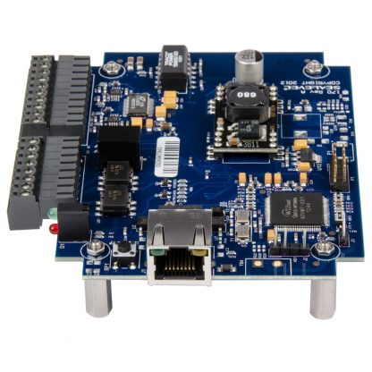 eI/O-170PoE-OEM Right View w/ Power Over Ethernet Port