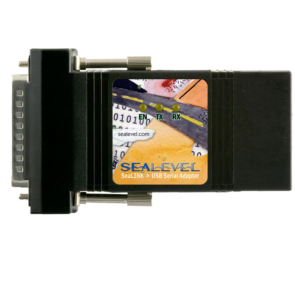 Sealink 485i Sealevel Usb To Serial Surge And Optical Isolation Converter Rs422 485