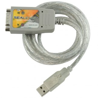 USB to RS-232 DB9 Serial Adapter Cable