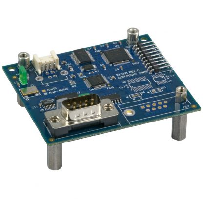 USB to 1-Port RS-232, RS-422, RS-485 (Software Configurable) DB9 Serial Interface Adapter
