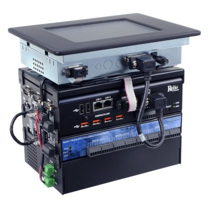 S1420-6R Application Example with Optional SeaI/O Expansion and PS105 Power Supply
