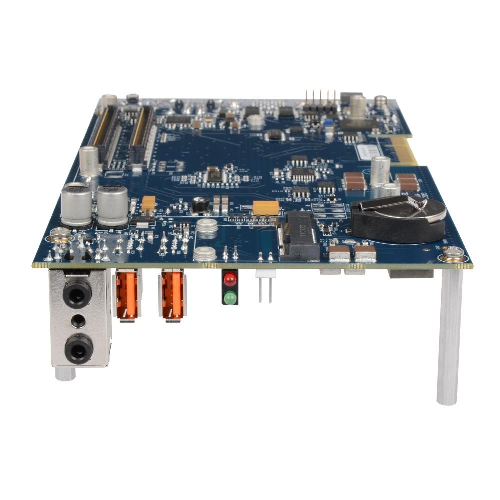 Type 6 Carrier Board Sealevel Electronics Projects Usb Hub Circuit Articlequot Analog Circuits 12000 Left View