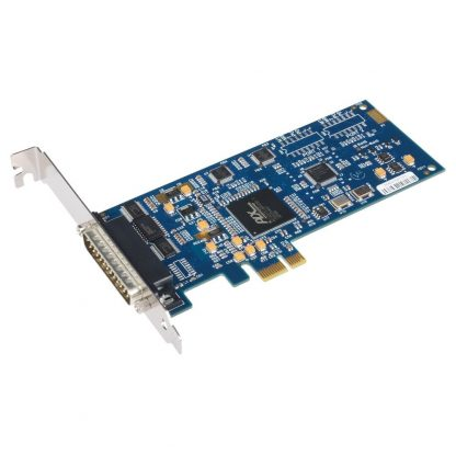 7202e PCI Express 2-Port RS-232 Serial Interface w/ Standard Profile Bracket