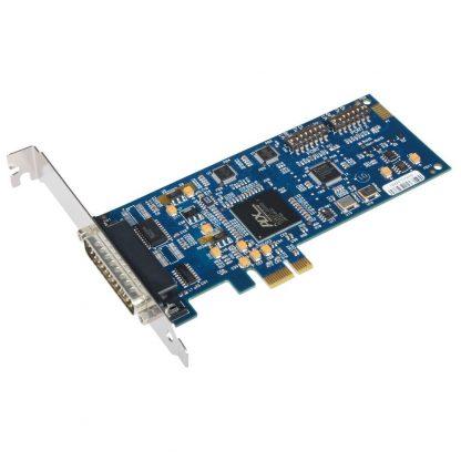7204e PCI Express 2-Port RS-422, RS-485 Serial Interface w/ Standard Profile Bracket