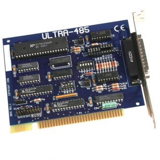 ISA 1-Port RS-422, RS-485 Serial Interface