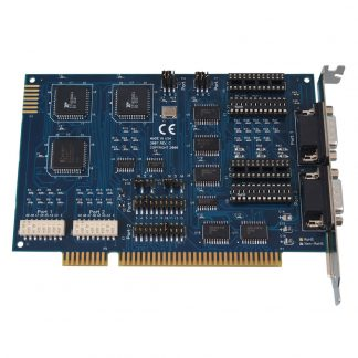 ISA 2-Port RS-232, RS-422, RS-485 Serial Interface