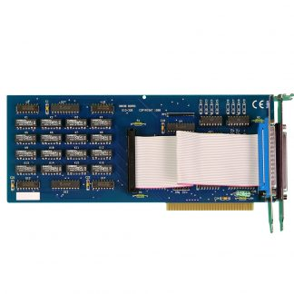 ISA 16 Reed Relay Output / 16 Isolated Input Digital Interface (10-30V)