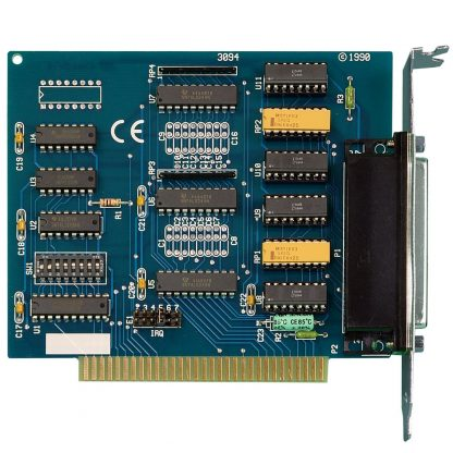 ISA 16 Optically Isolated Input Digital Interface