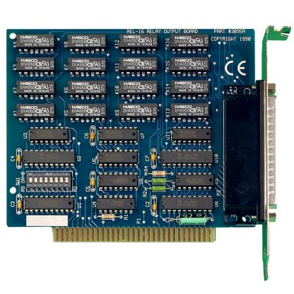 ISA 16 Reed Relay Output Digital Interface