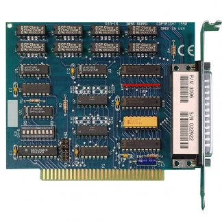 ISA 8 Reed Relay Output / 8 Isolated Input Digital Interface (10-30V)
