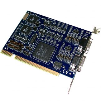 ISA 2-Port RS-422, RS-485 Isolated Serial Interface