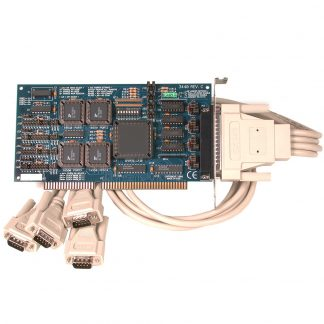 ISA 4-Port RS-422, RS-485 Serial Interface