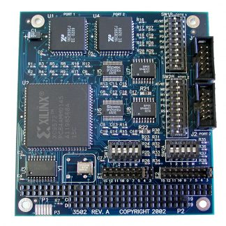PC/104 RS-232, RS-422, RS-485 Serial Interface