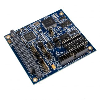 PC/104 1-Port RS-232, RS-422, RS-485, RS-530, RS-530A, V.35 Synchronous Serial Interface (uses Z85230)