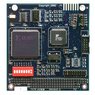 PC/104 RS-422, RS-485 Serial Interface