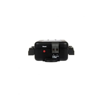 370W 5 VDC Power Input and Reset Switch
