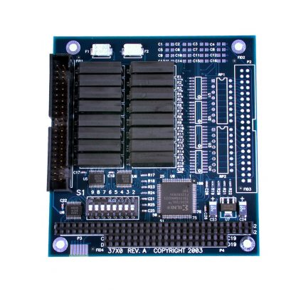 PC/104 16 Reed Relay Output Digital Interface