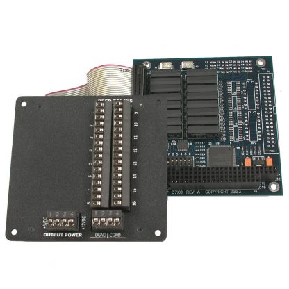 PC/104 16 Reed Relay Output Digital Interface Portholes Kit