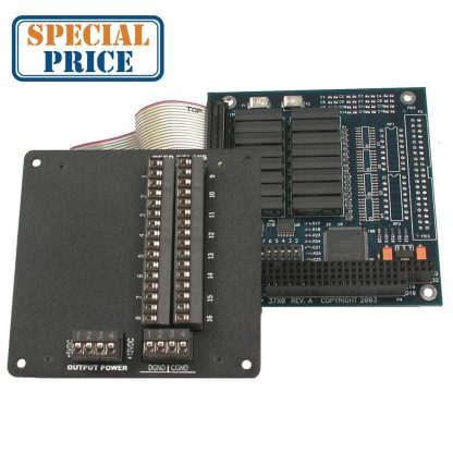 3710-KT PC/104 16 Reed Relay Output Digital Interface Portholes Kit