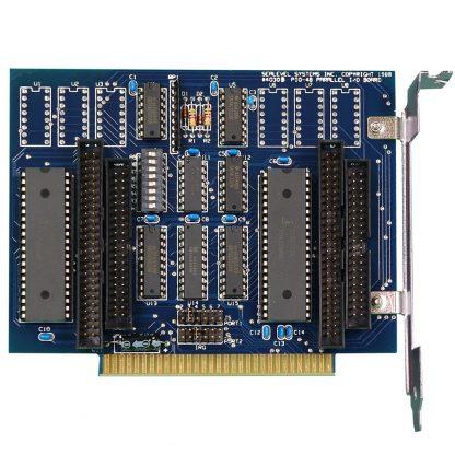 ISA 48 Channel TTL Digital Interface