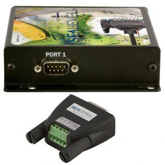 Ethernet to 1-Port RS-422, RS-485 Serial Server Kit