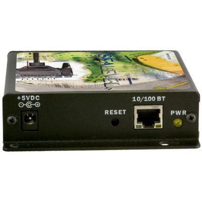 Ethernet to 2-Port RS-232 Serial Server (4201) - Ethernet Interface