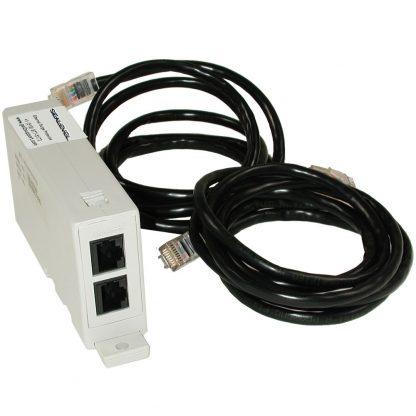 2-Port Ethernet Surge Suppressor
