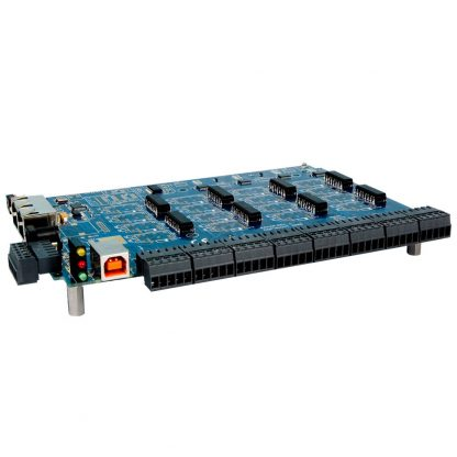 USB to 32 Optically Isolated Inputs