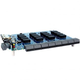 RS-485 Modbus RTU Interface to 32 Reed Relay Outputs