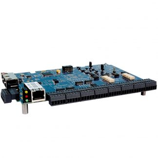 Ethernet Modbus TCP to 16 A/D, 2 D/A, 8 Open-Collector Outputs, 8 Isolated Inputs Multifunction Module