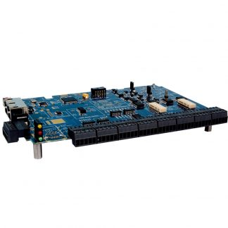 RS-485 Modbus RTU Interface to 16 A/D, 2 D/A, 8 Open-Collector Outputs, 8 Isolated Inputs Multifunction board