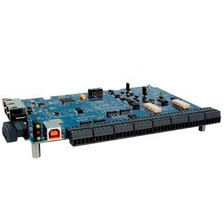 USB to 16 A/D, 2 D/A, 8 Open-Collector Outputs, 8 Isolated Inputs Multifunction Module