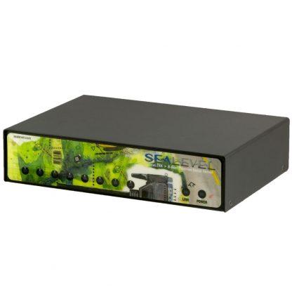 Ethernet to 8-Port RS-232 Serial Server