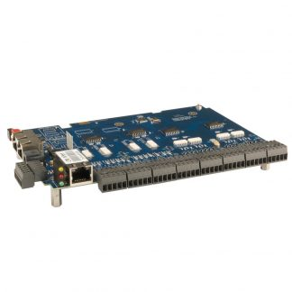 Ethernet Modbus TCP to 16 Isolated Inputs / 16 Open-Collector Outputs