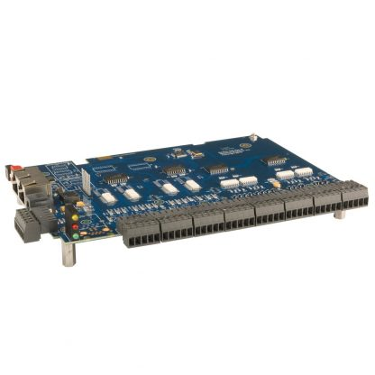 RS-485 Modbus RTU Interface to 16 Isolated Inputs / 16 Open-Collector Outputs