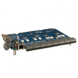 RS-232 Modbus RTU to 16 Isolated Inputs / 16 Open-Collector Outputs
