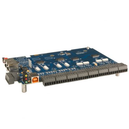 USB to 16 Isolated Inputs / 16 Open-Collector Outputs