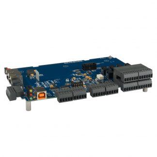 USB to 8 16-bit A/D, 8 Isolated Inputs, 8 Form C Relay Outputs Multifunction Module