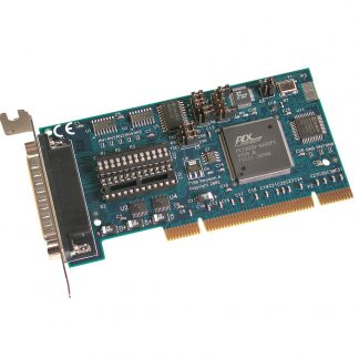 Low Profile PCI 1-Port RS-232, RS-422, RS-485, RS-530 Serial Interface
