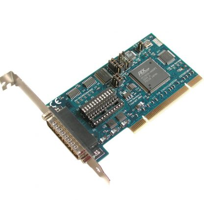 7106 PCI 1-Port RS-232, RS-422, RS-485, RS-530 Serial Interface w/ Standard Profile Bracket