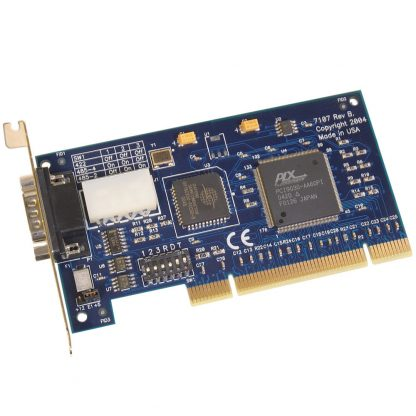 Low Profile PCI 1-Port RS-422, RS-485 Serial Interface