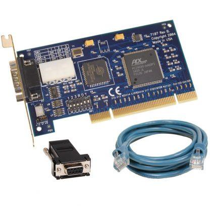 7107 w/ Optional SeaI/O (Modbus RTU) Interface Kit (Items# DB112 & CA247)